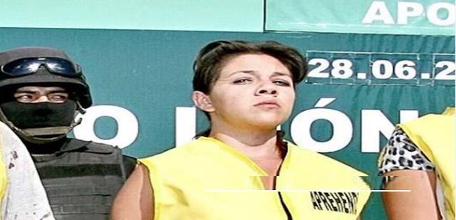 """""""Lo que empieza recio, recio se termina"""": Mujer de 27 años que fue detenida con un """"cuerno de chivo"""" durante balacera es ejecutada en su casa frente a sus hijos en Monterrey"""