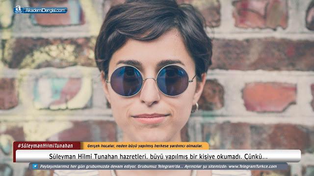 akademi dergisi, Mehmet Fahri Sertkaya, süleyman hilmi tunahan, cinci hocalar, üfürükçüler, video izle, büyü, cinler, gerçek yüzü, muska, zihin kontrolü, cin çıkarma,