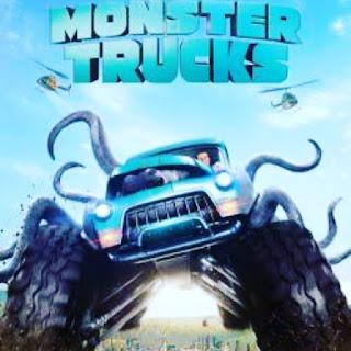 Monster Trucks, película, cine, cartel, ciencia ficción, juvenil,