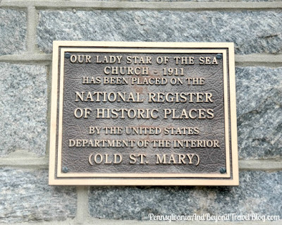 Our Lady Star of the Sea Church in Cape May, New Jersey