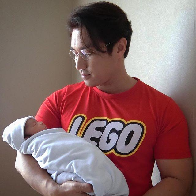 น้องเลโก้ เจ้าพระยา ลูกชาย เอ พศิน
