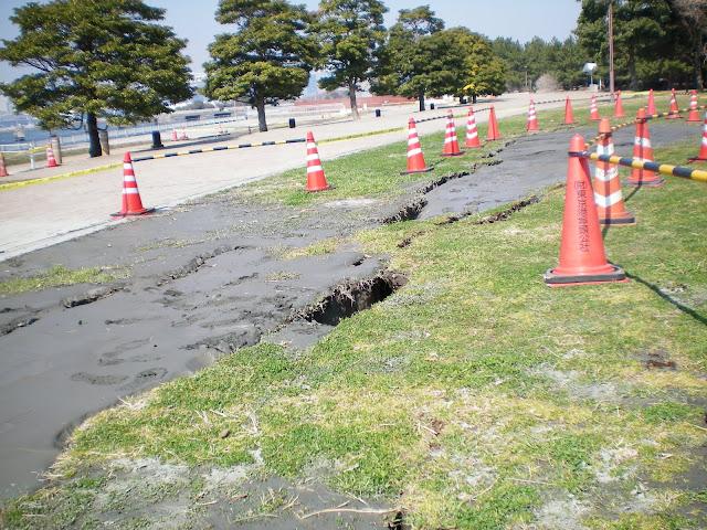 Terremoto de Japón en Tokio