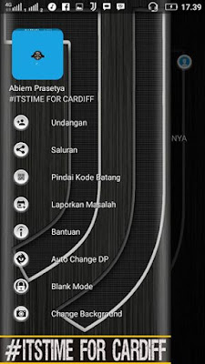 Download BBM Mod JJ Juventus Apk Clone Unclone Terbaru