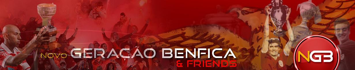 Novo Blog Geração Benfica