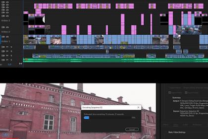 Proses cara membuat Video Kompilasi Youtube