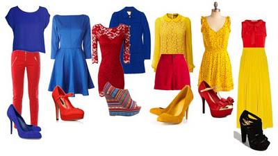 Rojo Con Que Combina Cmo Combinar Un Pantaln Rojo Gigi Hadid - Colores-que-combinan-con-rojo