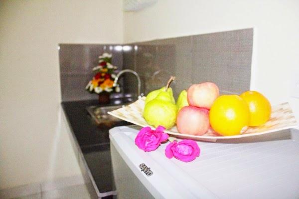 fasilitas Kitchenette hotel murah di denpasar