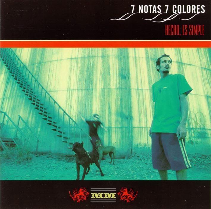 7 Notas 7 Colores - Hecho, Es Simple [1997] (España)