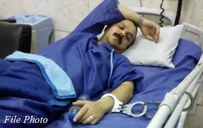 رضا شهابی، کارگر زندانی
