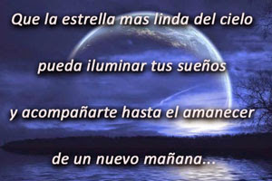 Frases Buenas Noches Amor
