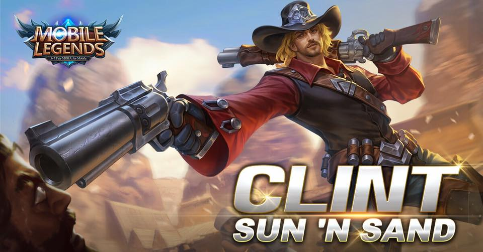 clint sun n sand wallpaper