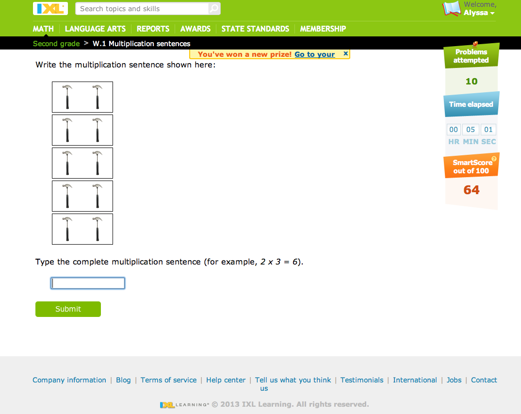 A Learning Journey: Schoolhouse Review: IXL Online Language