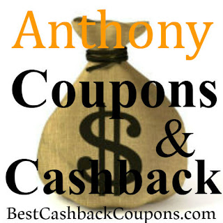 Get free samples at Anthony.com with coupons, cashback and promo codes for 2018