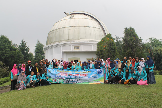 Study Kampus ke IPB Program BP dan PDCI