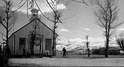Image result for nightfall 1957 outside the church