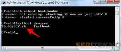 cara melakukan fastboot mode di handphone xiaomi 5