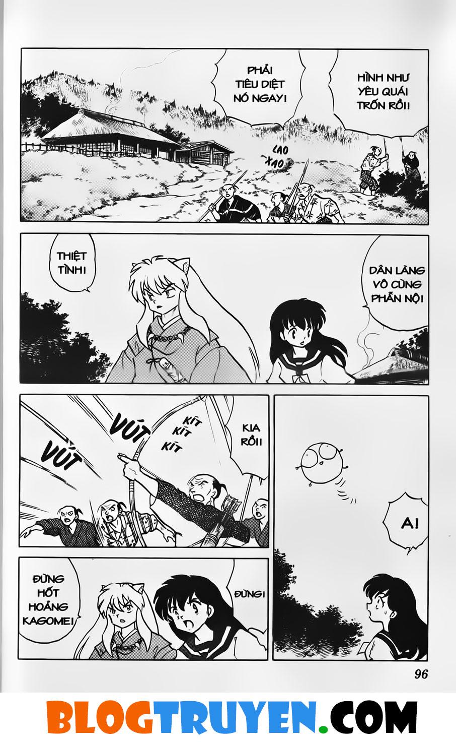 Inuyasha vol 34.6 trang 3