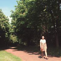Ana Maddock- Summer Plaid