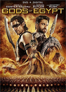 Gods of Egypt (2016) Full Movie Dual Audio Hindi DVDRip 720p