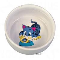 Trixie Keramiknapf mit Motiv