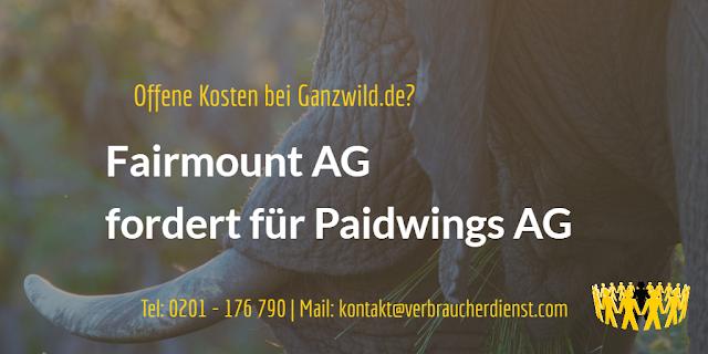 Kontakt paidwings ag Paidwings kündigen