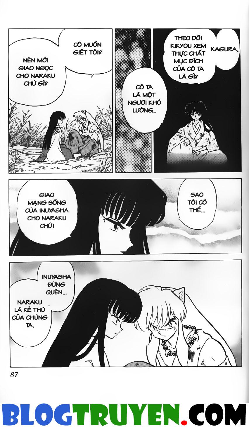 Inuyasha vol 16.5 trang 12