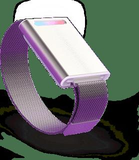 temperature bracelet