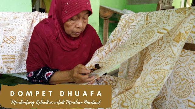 Dompet Dhuafa, Membentang Kebaikan untuk Menebar Manfaat