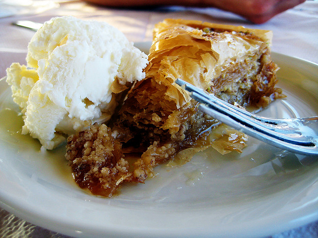 Sweet Easy North African Baklava Recipe