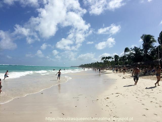 REPÚBLICA DOMINICANA Praia Bávaro Resort Bahia Principe