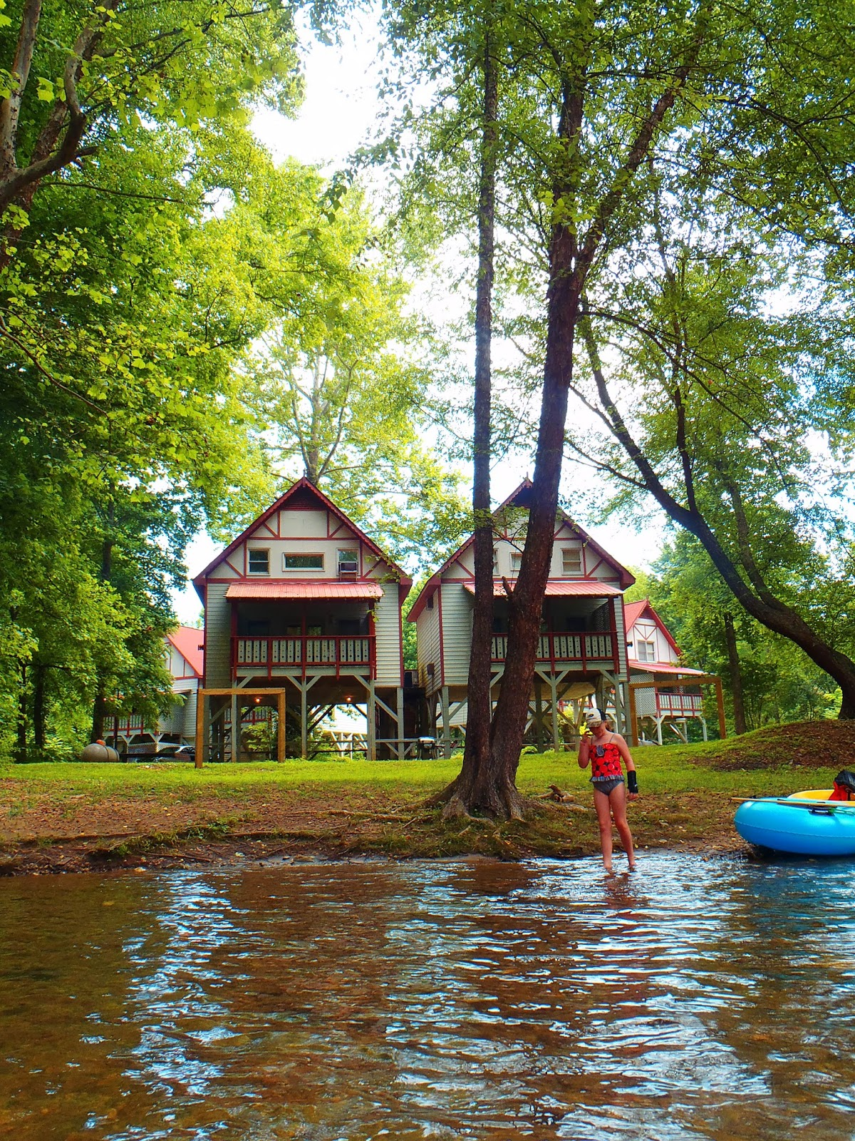 Adventures in the German themed village of Helen, Georgia - The