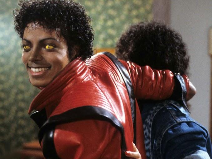 Michael Jackson – Thriller Lyrics