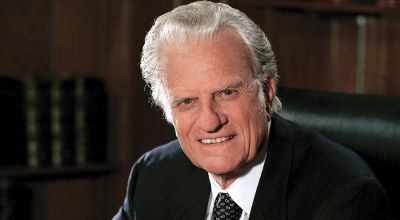 An Answer to Problems - Today's Billy Graham's Daily Devotional