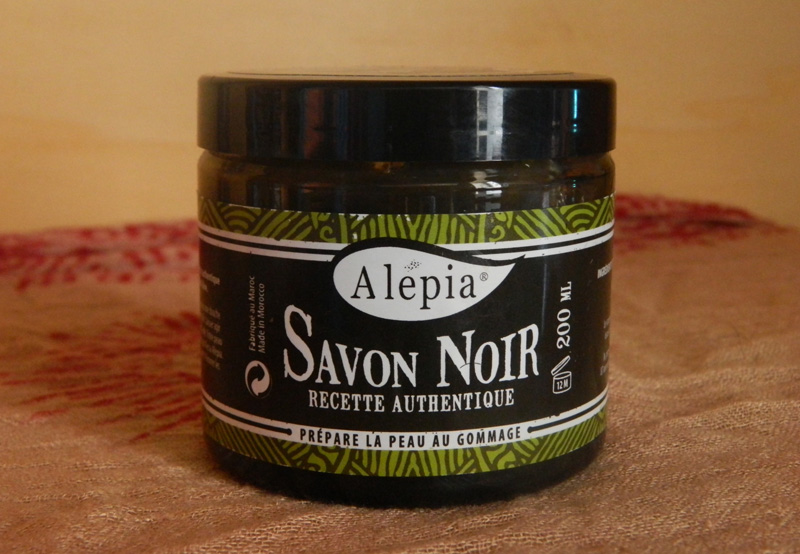 savon noir alepia