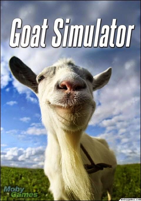 Download Goat Simulator Torrent XBOX 360 2015