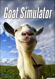Goat Simulator (X-BOX 360) 2015