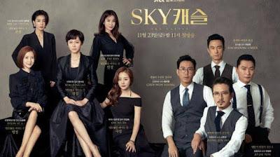 sky castle, drama korea keluarga yang mengedukasi