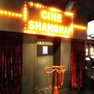 Cine Shanghai no Museu do Festival de Cinema de Gramado