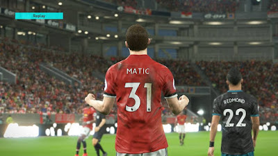 PES 2018 Smoke Patch X 2018 Season 2017/2018