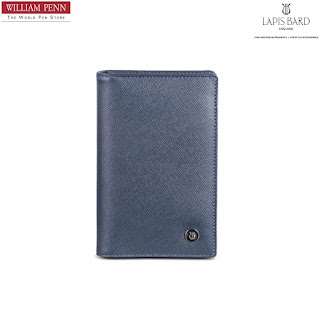 Lapis Bard Stanford Credit Card Holder