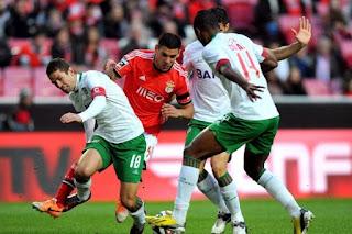 Maritimo vs Benfica
