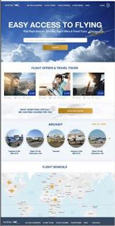 Aeron ICO Indonesia, kemanan dalam penerbangan dengan aeron