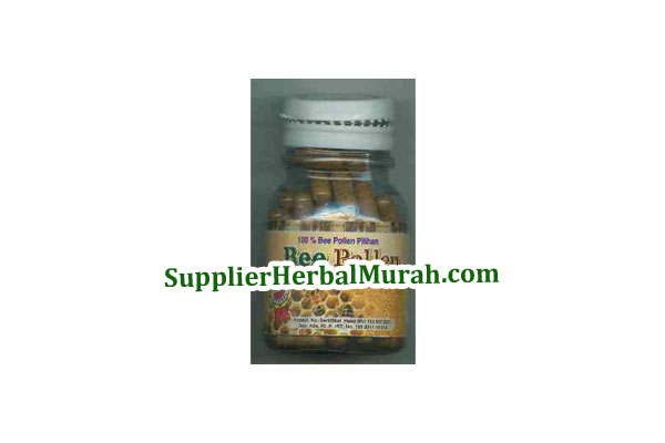 "Obat Herbal ""Bee Pollen"" Tazakka"