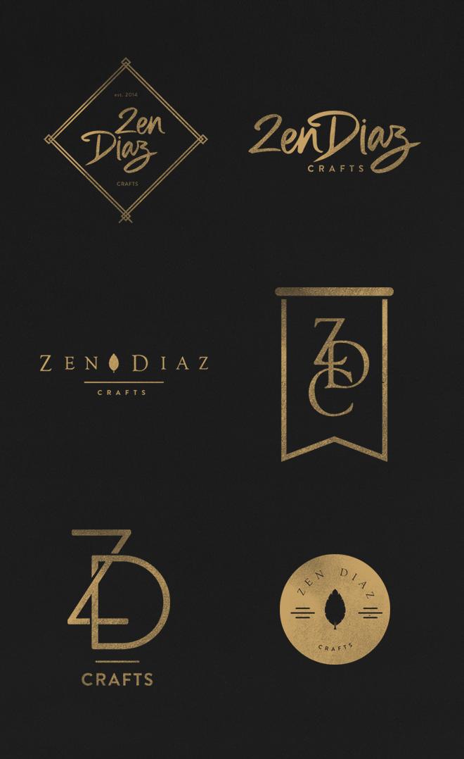 Cocorrina New In Portfolio Zendiaz Crafts Logo