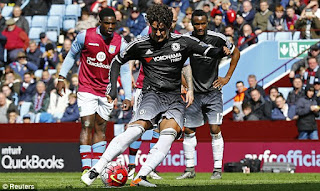 Aston Villa vs Chelsea 0-4