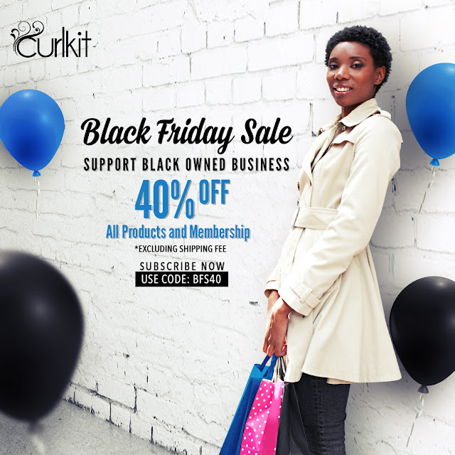 Curlkit Black Friday sale 2017 - ClassyCurlies