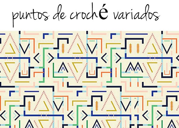 Puntos Sueltos de Crochet Patron