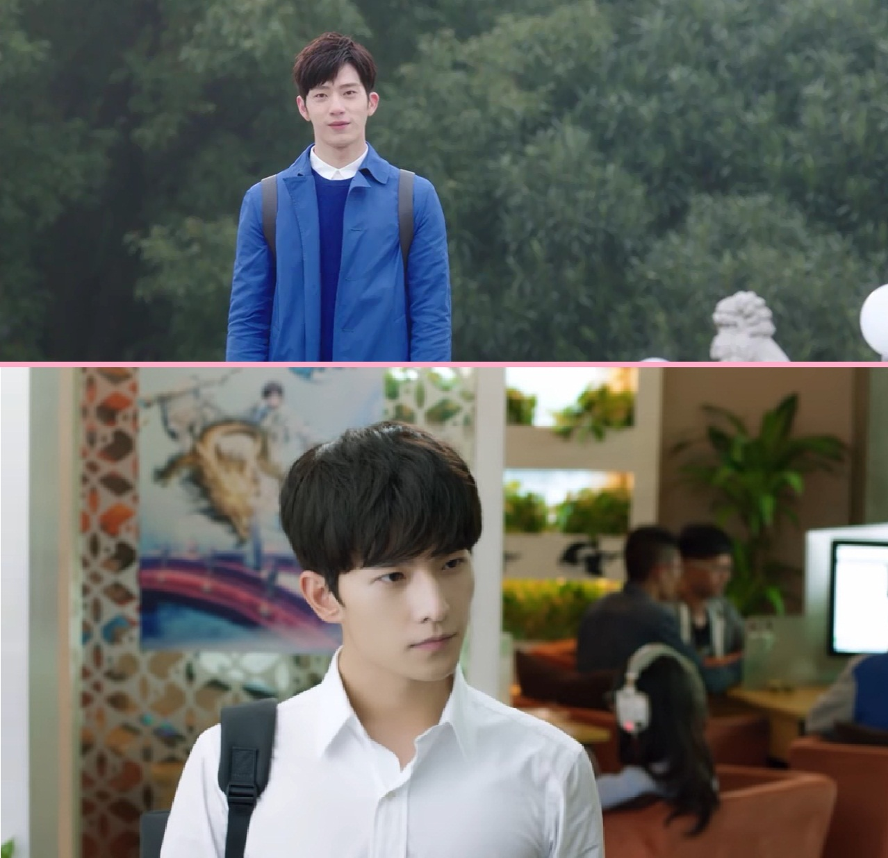 Love O2O / Your Smile Is Very Alluring Chinese Drama