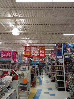 Toys R Us Bankruptcy Store Closing