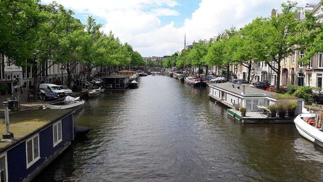 Amsterdam city centre - Canal District